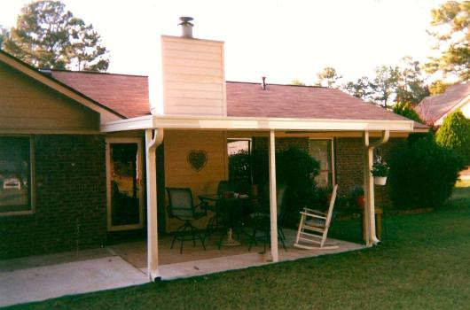 Add something special to your home by building a custom pergola