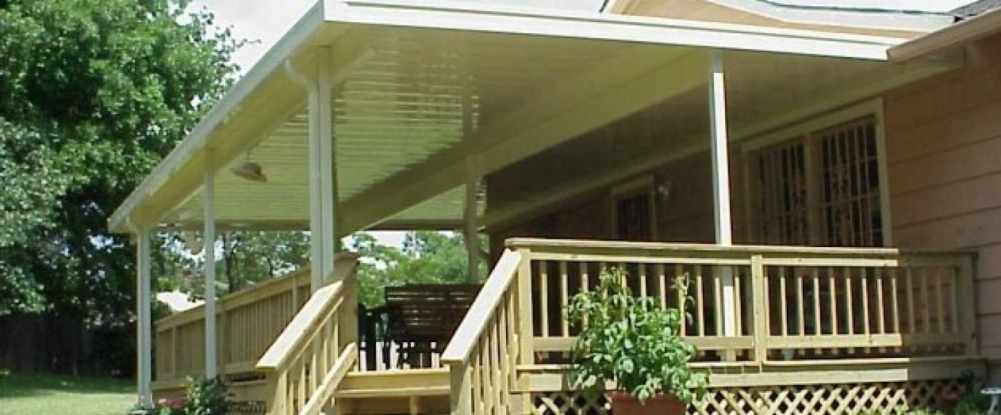 Increase Your Storage Space With a Covered Patio